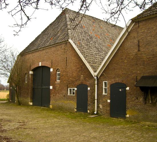 Renovatie woonboerderij