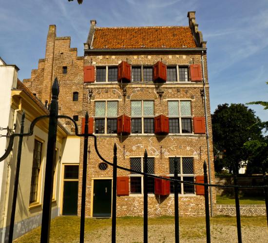 Tinne en Daendelshuis